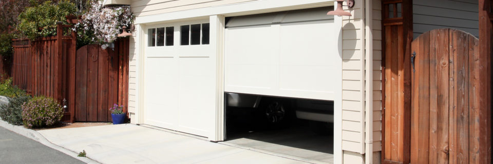 Your garage doors will complement your house